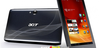 Acer Iconia Tab A100/A500 Android 4.0.3 Ice Cream Sandwich Update