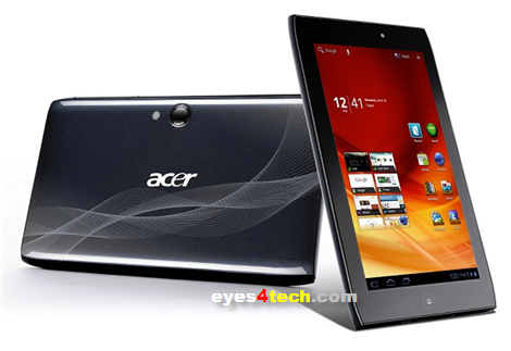 Acer Iconia A100 Acer Iconia Tab A100/A500 Android 4.0.3 Ice Cream Sandwich Update