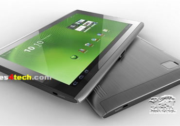 Ice Cream Sandwich Update For Acer Iconia Tab A500 Rolls Out