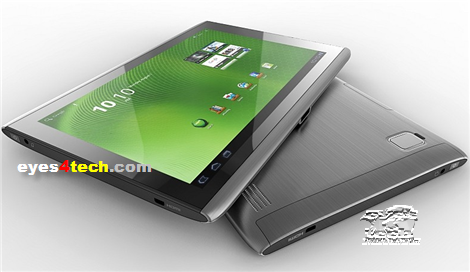 Acer Iconia Tab A500 Ice Cream Sandwich Update For Acer Iconia Tab A500 Rolls Out