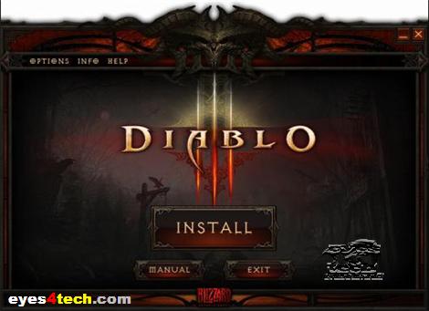 Diablo III Beta Release