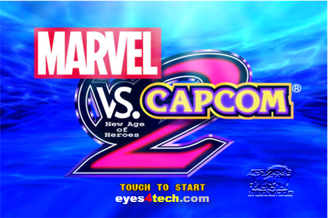 Marvel Vs Capcom 2 For iPhone iPad