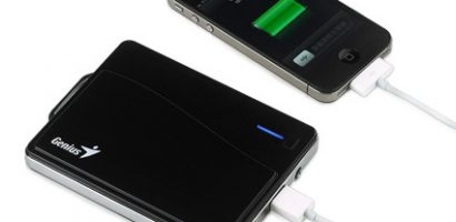 ECO-u600 Universal Power Pack: Portable Power Charger by Genius
