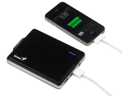 Portable Power Charger by Genius