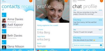 Download Skype v.1.0.0.0 For Windows Phone