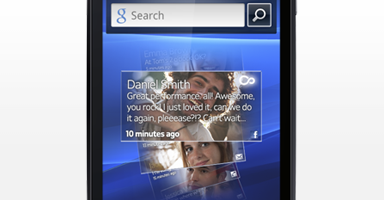 Ice Cream Sandwich Update For Sony Xperia 2011 Smartphones Released