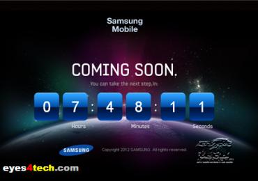 Samsung The Next Galaxy Teaser Website – Galaxy S III Maybe?