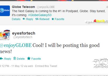 Samsung Galaxy S III Philippines On SMART and GLOBE