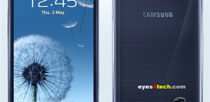 Official Samsung Galaxy S III Released & First Stop Europe – Specs And Features