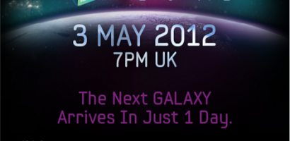 The 'Next' Samsung Galaxy S To Be Revealed Today