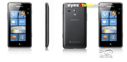 Samsung Omnia M 4″ Super AMOLED Windows Phone