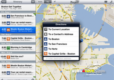 The Top Most Great Travel Apps For iPad