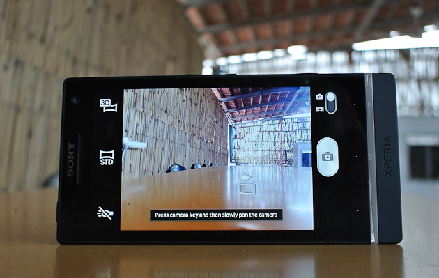 xperia s camera Detailed Sony Xperia S Hands On Review   Specs And Features