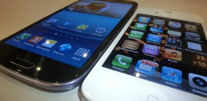 Top 10 Popular Smartphones In UK – The Winner Samsung Galaxy S III