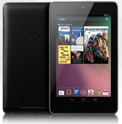 Buying Google Nexus 7