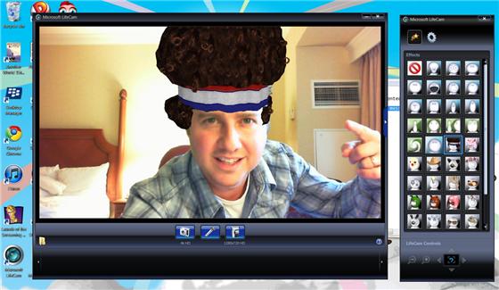 Webcam For Blogging