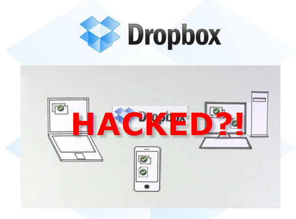 Dropbox Hacked Dropbox Hacked   Best Cloud Storage Has Been Compromised