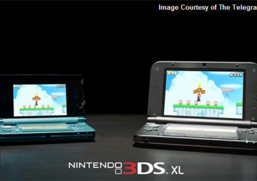 Nintendo 3DS XL Portable Gaming Console Revealed In The UK And Priced