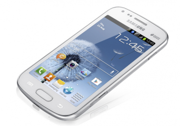 The New Samsung GALAXY S DUOS Dual-SIM Capabilities