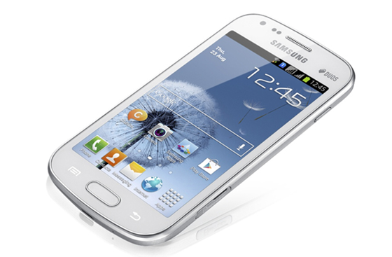 Samsung GALAXY S DUOS The New Samsung GALAXY S DUOS Dual SIM Capabilities