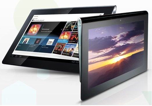 Sony Tablet S Top 5 Android Tablets Now In The Market