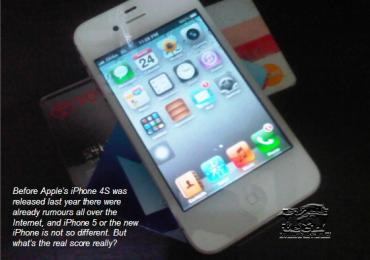 iPhone 5 Rumours Round Up