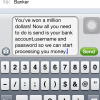 Apple iPhone Text Messaging Vulnerable To Phishing Attack