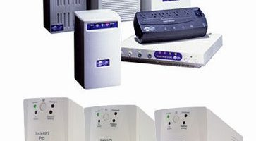 Using An Uninterruptible Power Supply (UPS) In Five Different Devices