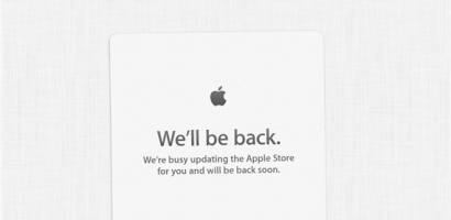 Apple Store Now Under Maintenance Prepping For iPhone 5 And Other New Products