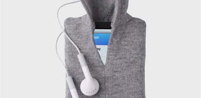 Hoodies On And Dress Up iPhone With iPod Hoodie