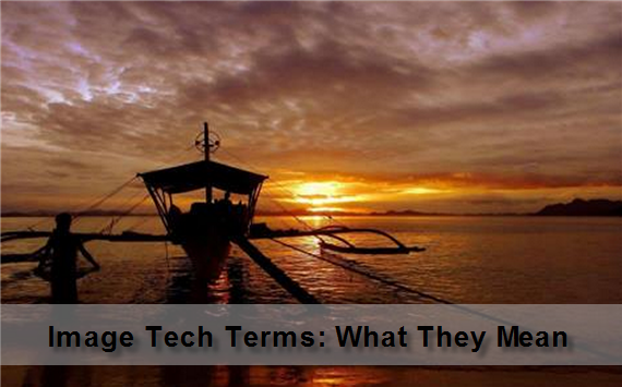 Image Tech Terms What They Mean