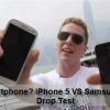 Tougher Smartphone? iPhone 5 VS Samsung Galaxy S III Drop Test