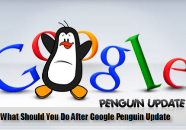 What Should You Do After Google Penguin Update
