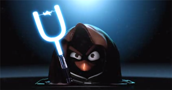 Angry Birds Star Wars out on November 8