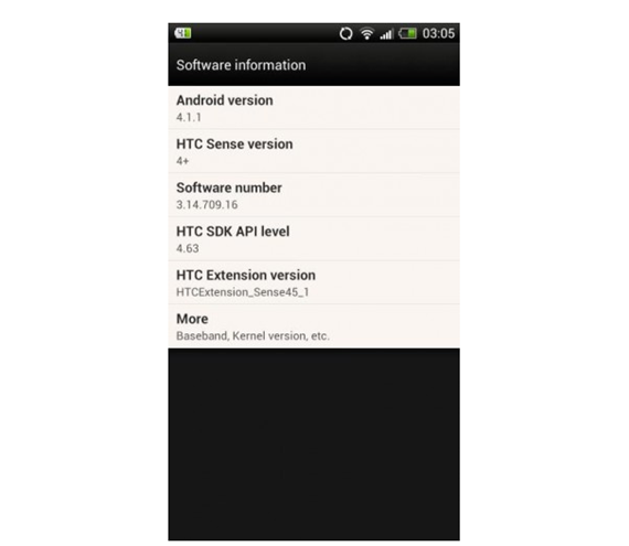 HTC One X Jelly Bean Update OTA Jelly Bean Update For HTC One X Landed In Taiwan and Singapore
