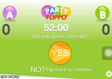 Download Party Flippo' Team-up Word Guessing Game For iPhone, iPod Touch, iPad