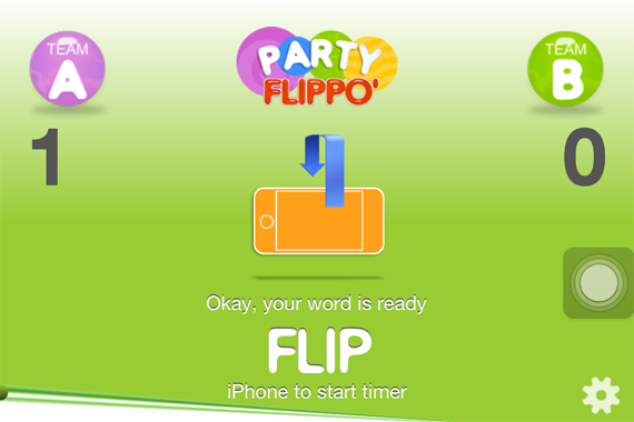 Party Flippo Flip The Device