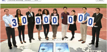 Samsung Selling Magic Number Is 3 – Galaxy S III Sold 30M While Galaxy Note II 3M