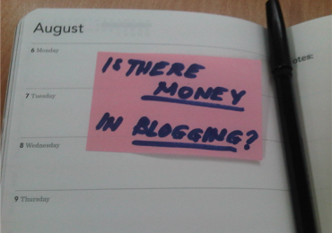 Blogging Business Is There Money In Writing Articles Online?