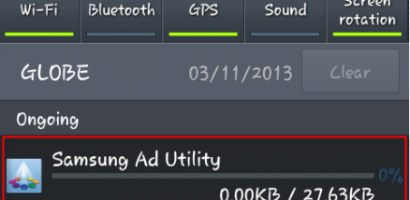 How To Disable or Remove Samsung Push Service and Samsung Ad Utility