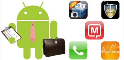 Top 5 Business Apps for Android Smartphones