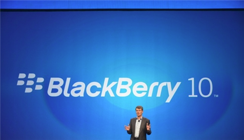 BlackBerry 10 OS for BlackBerry Playbook