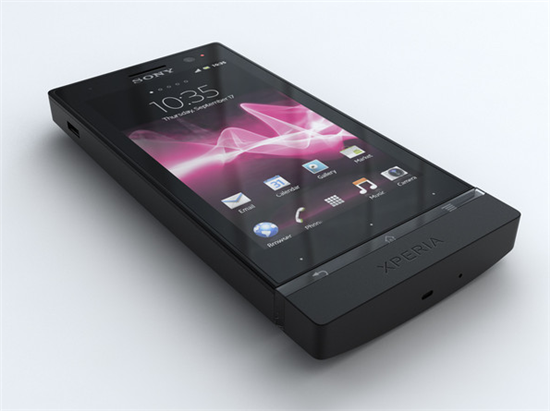 Cheap Sony Xperia U