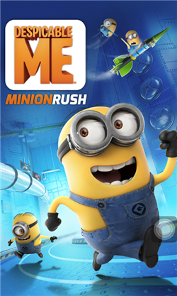 Despicable Me Minion Rush Game
