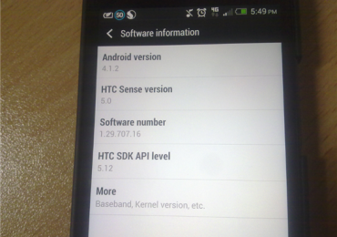 HTC One Android 4.2.2 Jelly Bean Upgrade Now In UK, Asia This Week