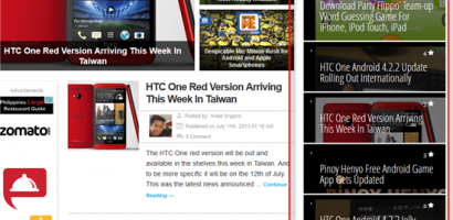 How To Add Most Viewed Posts Widget Like Engadget On Your Sidebar