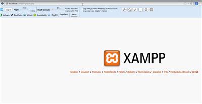 XAMPP Localhost Apache How To Install Wordpress Locally Using XAMPP