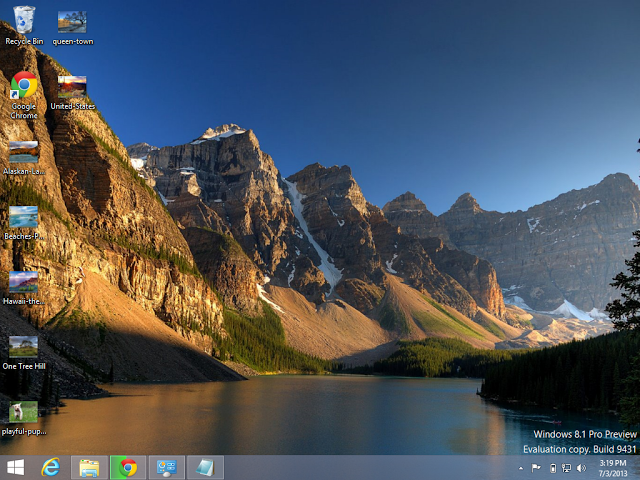 canada Top 10 Free Windows 8.1 Themes