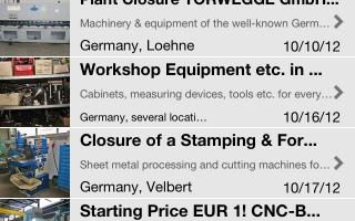 Surplex App: Buy and Sell Used Industrial Machinery in Auction