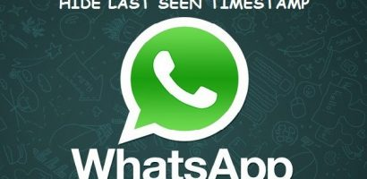 3 Effective Ways to Disable Last Seen Time on WhatsApp